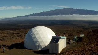 Mock Mars mission ends, HI-SEAS crew emerge from dome on Mauna Loa