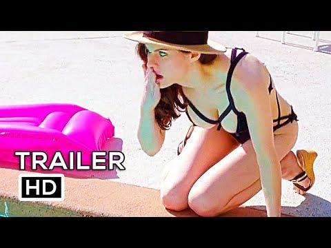 THE LAYOVER 'Pool Party' Movie Clip + Trailer (2018) Alexandra Daddario, Kate Upton Comedy Movie HD