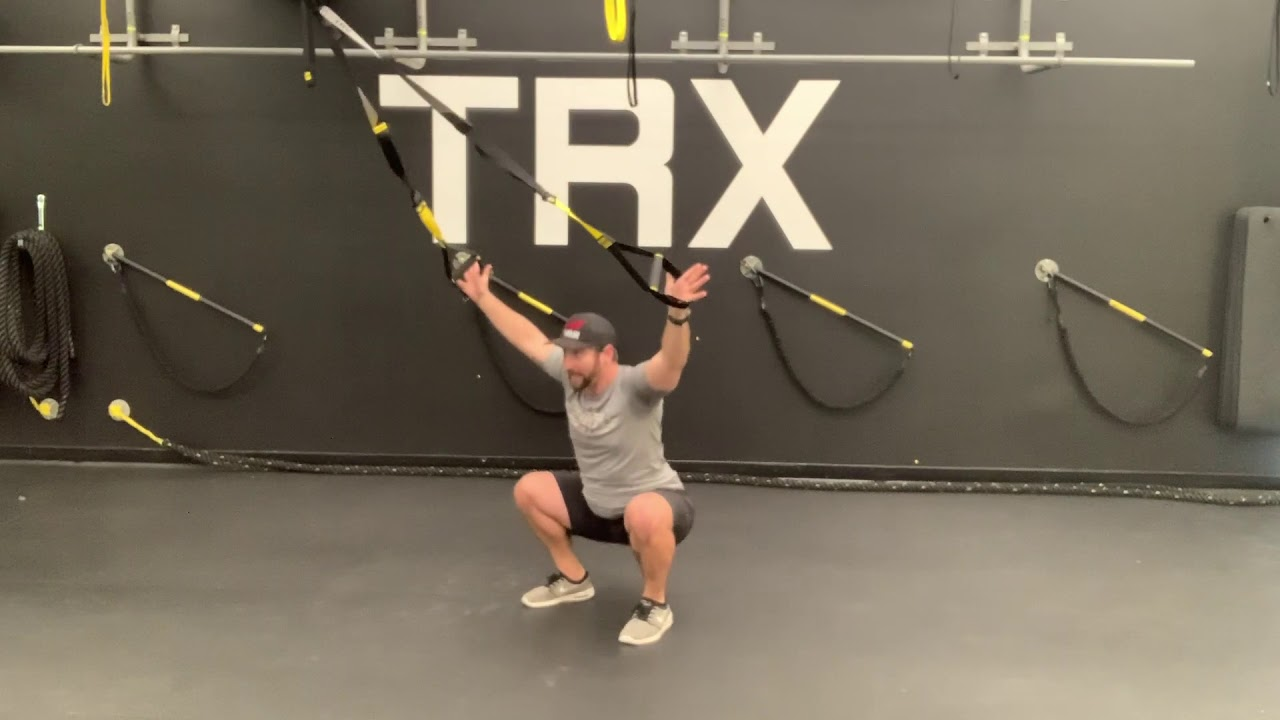 TRX Workouts - 커버