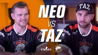 Who spends more money? TaZ vs NEO на ESL ONE NY 2017