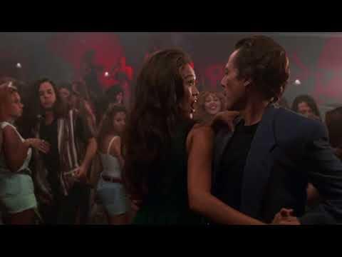 TonyG -Tony Gonzalez Choreography Christopher Walken & Tia Carrera Waynes World 2