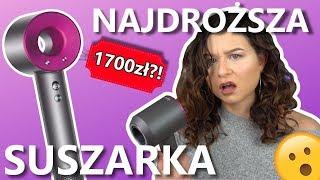 NAJDROŻSZA SUSZARKA ŚWIATA ZA 1700 zł?!  *niesponsorowana recenzja*