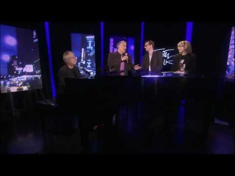 """Theater Talk: Alan Menken & Harvey Fierstein on """"Newsies"""""""