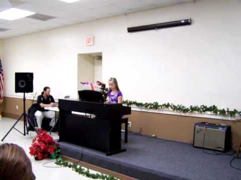 Lydia's Piano Recital 12142011