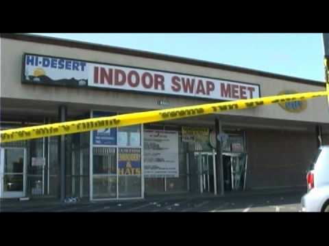 Robbers Rob Jewelry Store Then Shot & Killed a Man in Victorville, CA