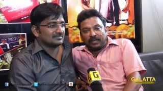 Director Badri and Karunakaran Exclusive Interview for Aadama Jaichomada