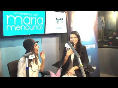 Maria Menounos Teaches Adriana Lima Greek