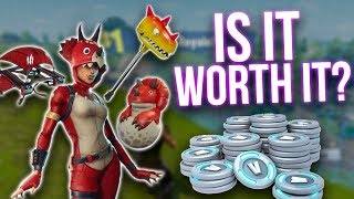 Fortnite Tricera Ops - Is It Worth It? Review & Gameplay - New Skins!