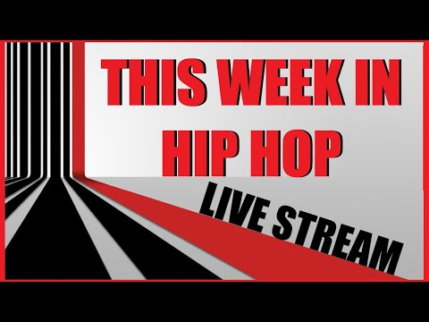 This Week In Hip Hop Live Stream 7-31-20