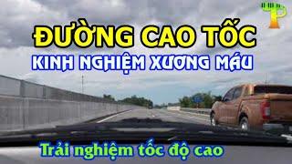 Thử chạy 100km/1h Cao Tốc Đà Nẵng - Quảng Ngãi dài 130km - và Cái Kết