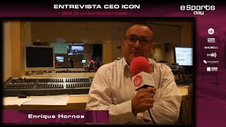 ICON Multimedia | Entrevista Enrique Hornos