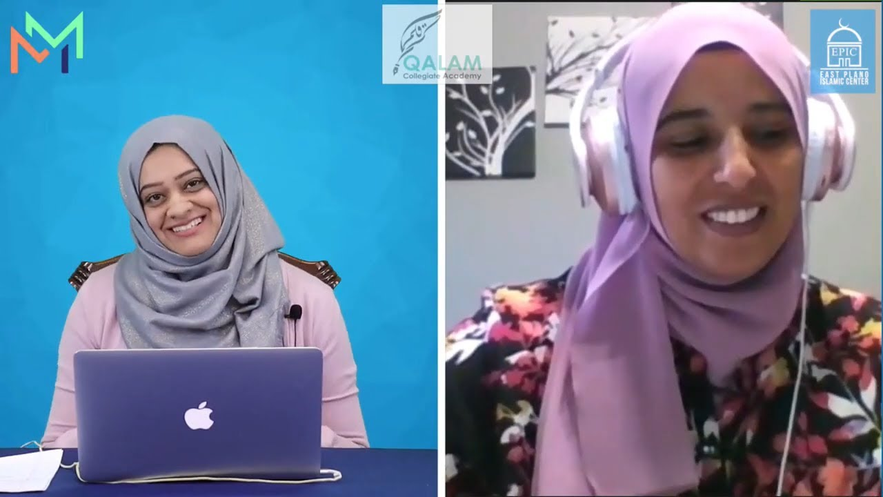 Perfection in Tajweed | Sr. Hadeel Salman with Sr. Fawzia Belal | Qalam Collegiate Academy