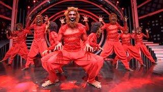 D3 D 4 Dance I Maramkothis - Color round I Mazhavil Manorama