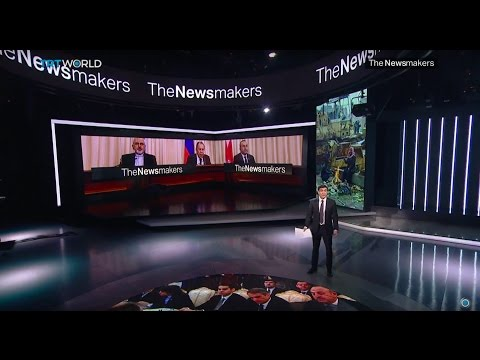 The Newsmakers: The Moscow declaration and Popcorn patriotism