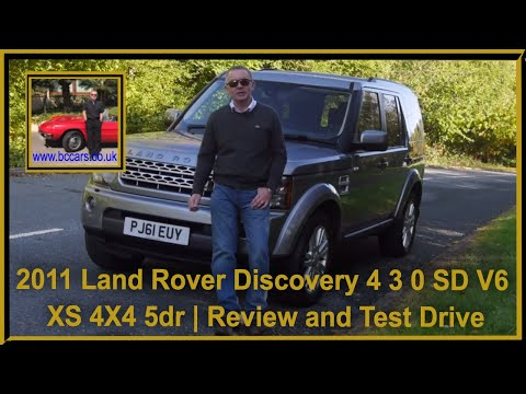 Land Rover Discovery 4 3 0 SD V6 XS 4X4 5dr PJ61EUY | Review and Virtual Test Drive