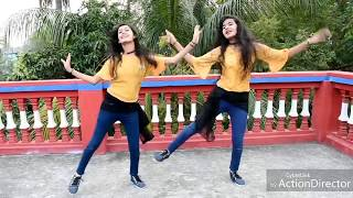 Chamma chamma | fraud saiyaan | Dance cover by Aanya & khushi