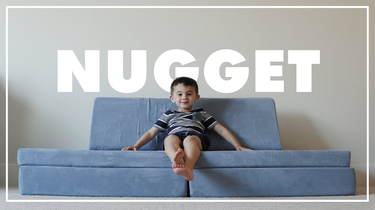 Nugget Couch Review 2021 | Toddler Play Furniture