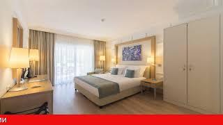 Обзор отеля Turquoise Hotel в Сиде Турция