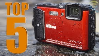 5 Best Waterproof Cameras You Can Buy Now in 2017
