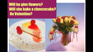 Filipina American Couple's Valentine Treat for Each Other 2021