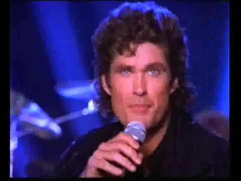 "David Hasselhoff  - ""Is Everybody Happy""  Official Music Video"