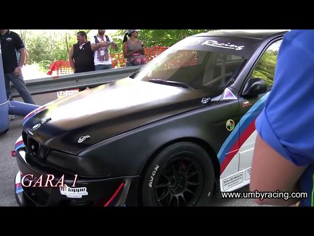 Svolte di Popoli 2018 - Amedeo Pancotti su BMW M5