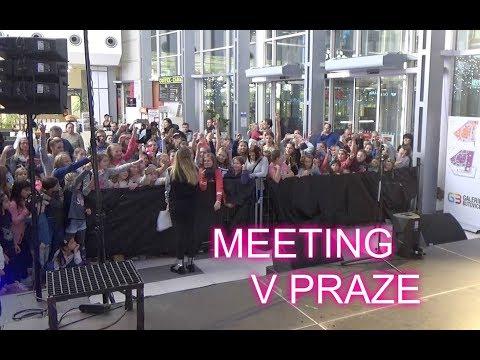 Fanouškovský meeting v Praze/LEA