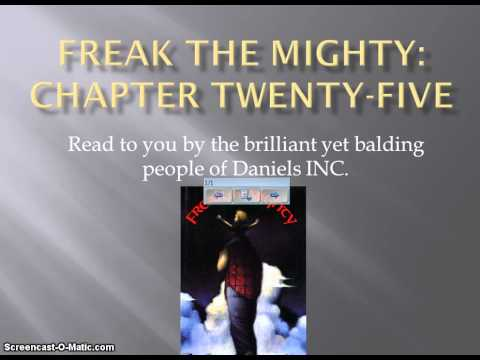 Freak the Mighty chapter 25