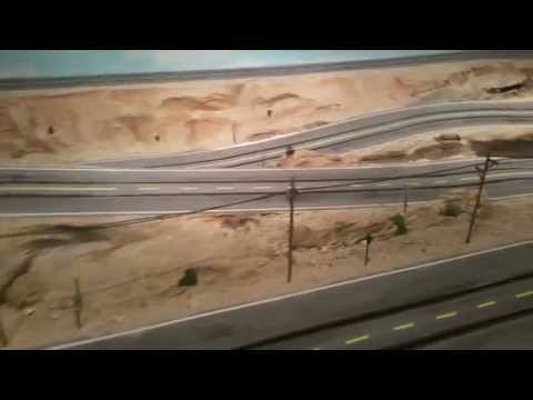 Nevada - Projekt Part 5 - Fast fertig Carrera Go Wüsten Diorama  project