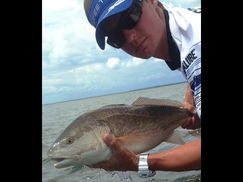 August 2014 Emerald Coast Redfish Series Tournament