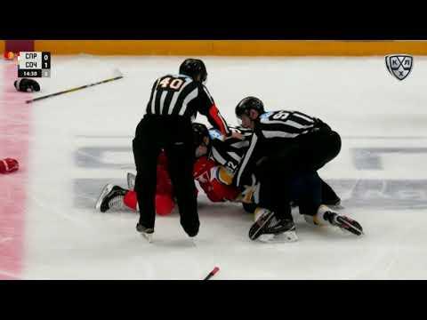 KHL Fight: Kokarev VS Altybarmakyan