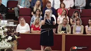 Готовь Себя Церковь Готовь Стих | First Slavic Pentecostal Church | North Port, FL