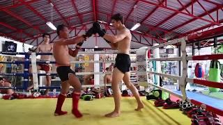 อองตวน ปีนโต VS แสนชัย พี.เคแสนชัย Antoine Pinto VS Saenchai P.K.-Thailand