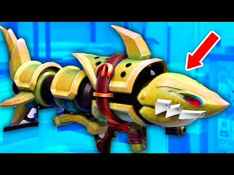 TOP 10 VIDEO GAME WEAPONS IN REAL LIFE!