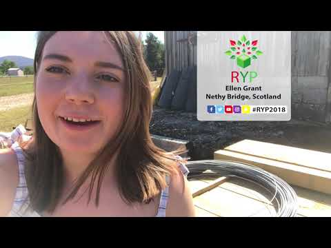 Ellen Grant  - Nethy Bridge, Scotland (Vlog 2)