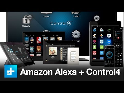 Control4 Announces Integration With Amazon Alexa Devices Mp3