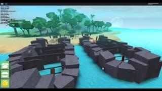 ROBLOX Survivor gameplay 4 /the last stand/ part 1