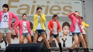 20120211 1430 Fairies ラゾーナ川崎 Song for You〜HERO