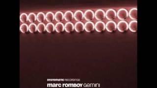 marc romboy model 1601