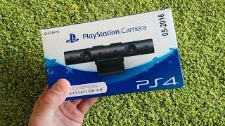 📦 Распаковка PlayStation Camera v2 за 2500 руб. / Модель CUH-ZEY2 ᴴᴰ 1080p