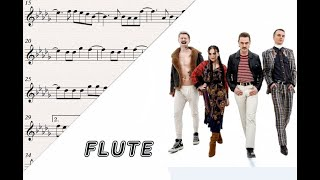 UNO – Little Big - Flute Tutorial - Sheets