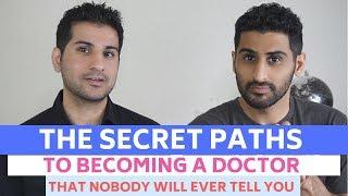 The SECRET BACKDOOR to MEDICAL SCHOOL | MedBros