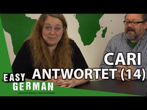 Cari Antwortet (14) - Typisch deutsche Dinge | Was denken Deutsche über Muslime?