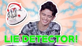 LIE DETECTOR TEST CHALLENGE with James Reid