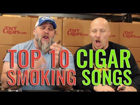 The Top 10 Songs to Smoke Cigars (f. Avo Ritmo & Camacho American Barrel Aged)