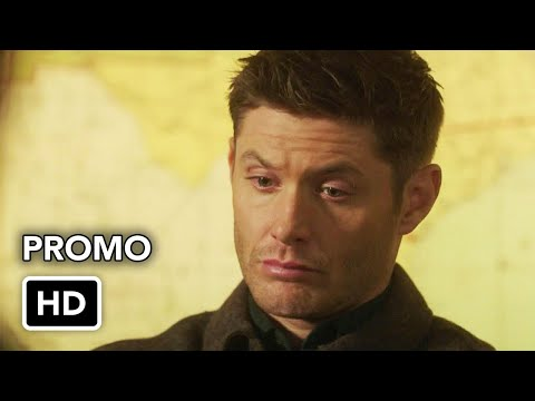 "Supernatural 15x12 Promo ""Galaxy Brain"" (HD) Season 15 Episode 12 Promo - Moves To Mondays"
