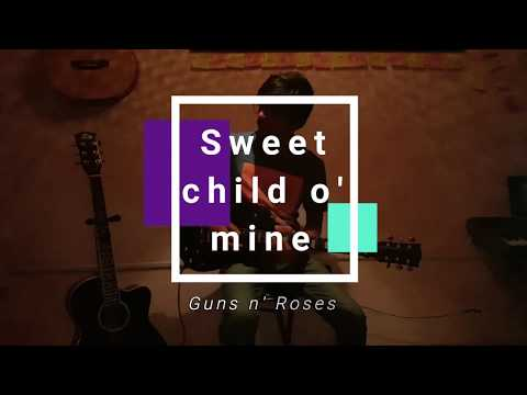 Sweet Child O' Mine | Intro | Slash | Guns N' Roses | Mihir Kansara | Instagram Video |