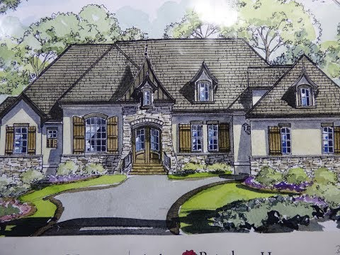New Home In Berkeley Hall Bluffton SC With Private Pool and 3-Car Garage