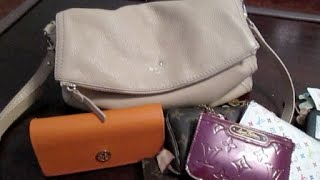 Kate Spade Little Minka - Bag of the moment & what's inside! Thumbnail