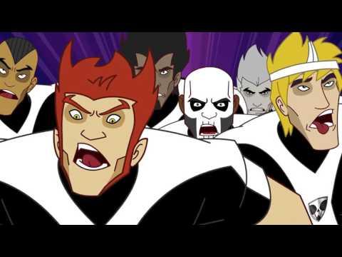 Supa Strikas   Season 4 Episode 44    Scare Tactics